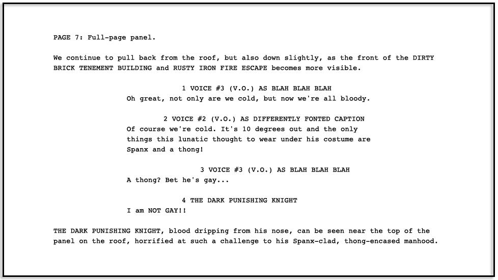 dpk431 #000: Page Seven