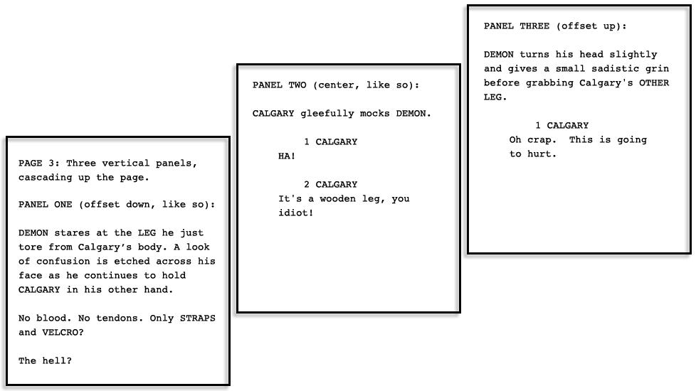 dpk431 #003: Page Three